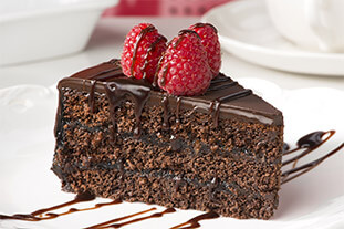 Age-in-Reverse - Chocolate Cake